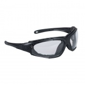 Portwest Clear Levo Spectacle Safety Goggle Glasses PW11CLR