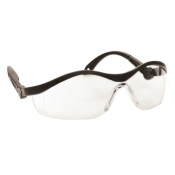 Portwest Clear Safeguard Safety Glasses PW35CLR