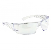 Portwest Clear View Panoramic Safety Glasses PW13CLR