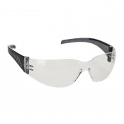 Portwest Wraparound Pro Clear Safety Glasses PR32CLR
