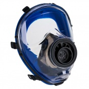 Portwest Helsinki Universal Thread Full Face Mask P516BLU