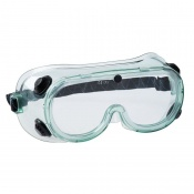 Portwest Clear Chemical Safety Goggles PS21CLR