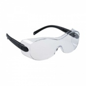 Portwest Clear Over-Spectacle Safety Glasses PS30CLR