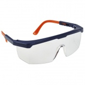 Portwest Clear Eye Screen Plus Safety Glasses PS33CLR