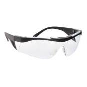 Portwest Clear Vultus Safety Glasses PW10CLR