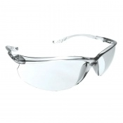 Portwest Clear Lite Safety Glasses PW14CLR