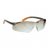 Portwest Smoke Lens Fossa Safety Glasses PW15SKR