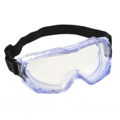 Portwest Clear Ultra Vista Safety Goggles PW24CLR