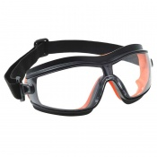 Portwest Clear Slim Safety Goggles PW26CLR