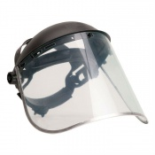 Portwest Clear Face Shield Plus PW96CLR