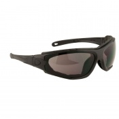 Portwest Smoke Lens Levo Spectacle Safety Goggle Glasses PW11SKR