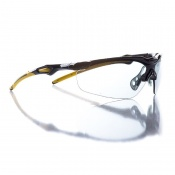 Riley Elipta Yellow Sportstyle Safety Glasses RLY00061