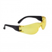 Supertouch E10 Yellow Safety Glasses
