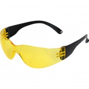 UCi Java Yellow Lens Safety Glasses I907-YE