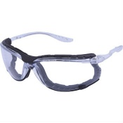 UCi Marmara F+ Clear Safety Glasses S906