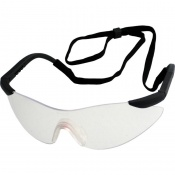 UCi Arafura Clear Safety Glasses with Neck Cord I704