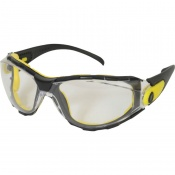 UCi Sulu F+ Clear Safety Glasses I922F