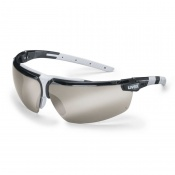 Uvex i-3 Grey Anti-Glare Safety Glasses 9190-885