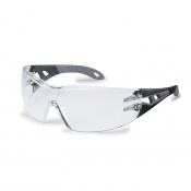 Uvex Pheos Clear Safety Glasses 9192-080