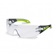 Uvex Pheos Clear Safety Glasses 9192-225