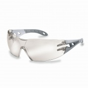 Uvex Pheos S Indoor/Outdoor Safety Glasses 9192-891