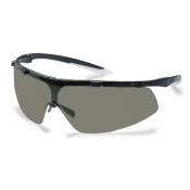 Uvex Super Fit Grey Anti-Glare Safety Glasses 9178-286