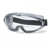 Uvex Ultrasonic Clear Goggles with Rubber Headband 9302-281