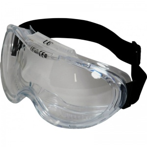 UCi Deluxe Indirect Vent Safety Goggles SG271