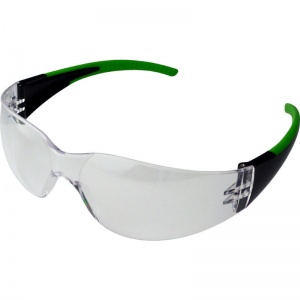 UCi Java Sport Clear Safety Glasses I907-1