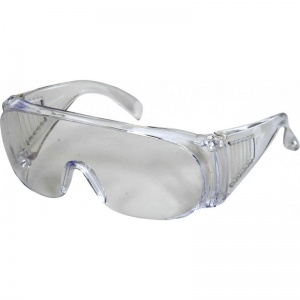 UCi Visitor Clear Safety Glasses IJ-0405