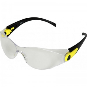 UCi Sulu Clear Safety Glasses I922