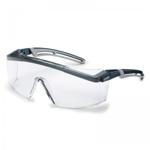 Uvex Clear Astrospec 2.0 Glasses 9164-187