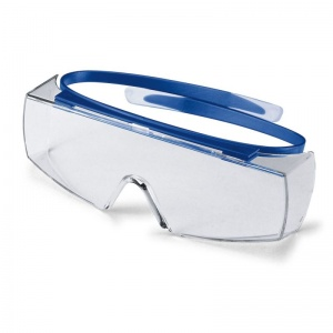 Uvex Clear Super Over-the-Glasses Safety Glasses 9169-260
