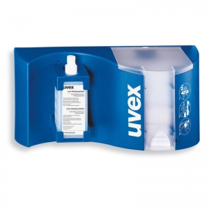 Uvex Lockable Spectacle Cleaning Station