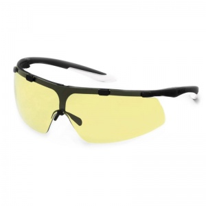 Uvex Super Fit Amber Safety Glasses 9178-385