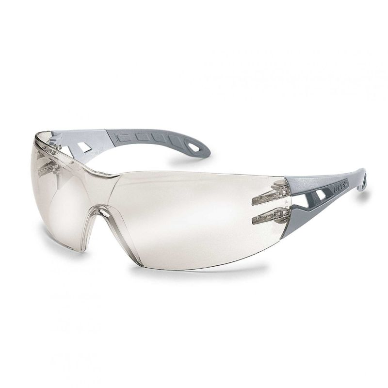 Uvex Pheos Indoor/Outdoor Safety Glasses 9192-881
