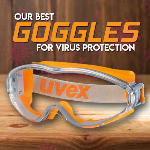 View Our Best Goggles for Virus Protection